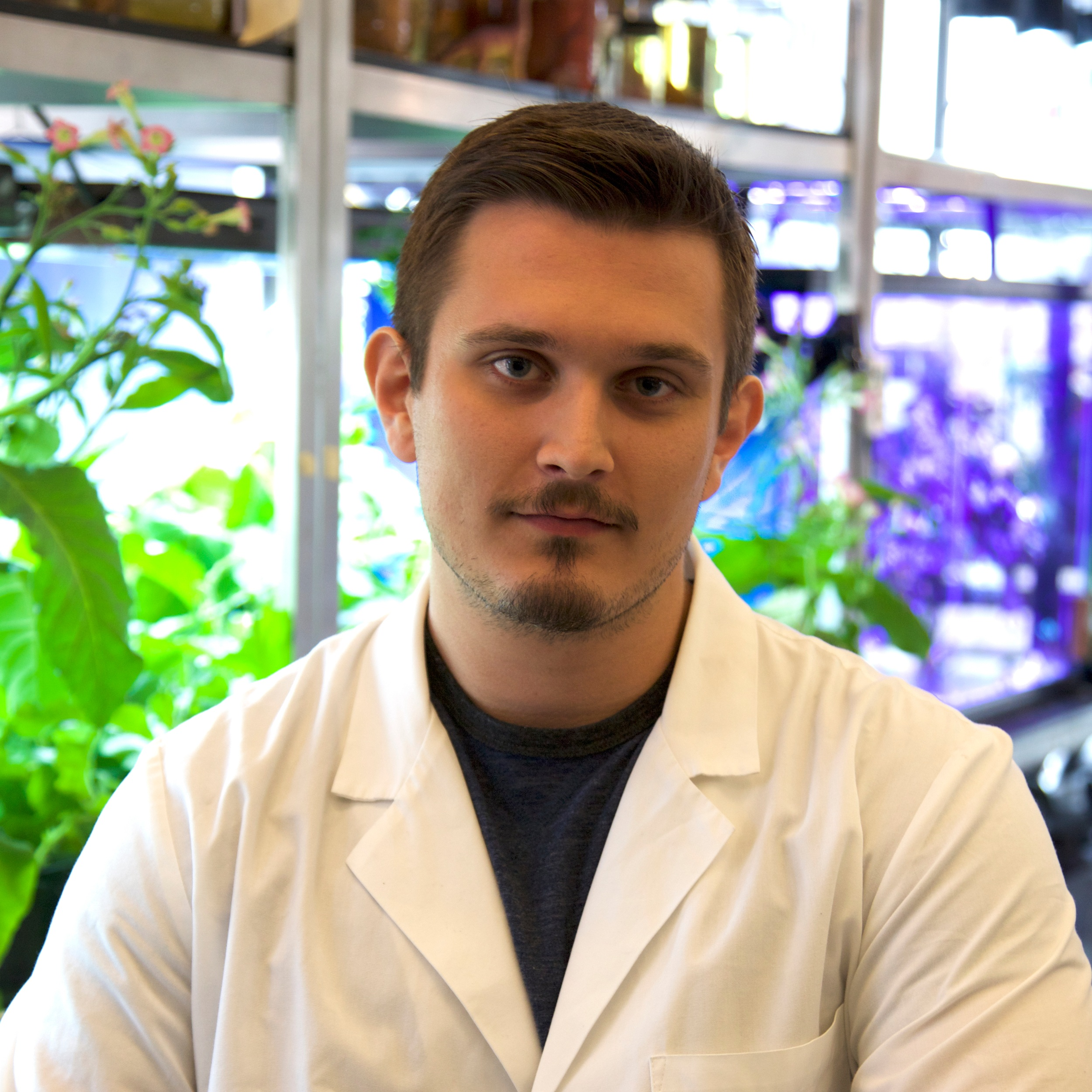 Sebastian Cocioba - Sebastian Cocioba is a biology undergrad, CEO & founder at New York Botanics, LLC, an ornamental plant genetic engineering start-up located in New York City. He is also an independent researcher for the education-oriented biotech non-profit, Binomica Labs. His research focuses on the nutritional requirements of life and the metabolic basis of speciation as well as the development of open source hardware for use in the molecular biology setting both formal and amateur.