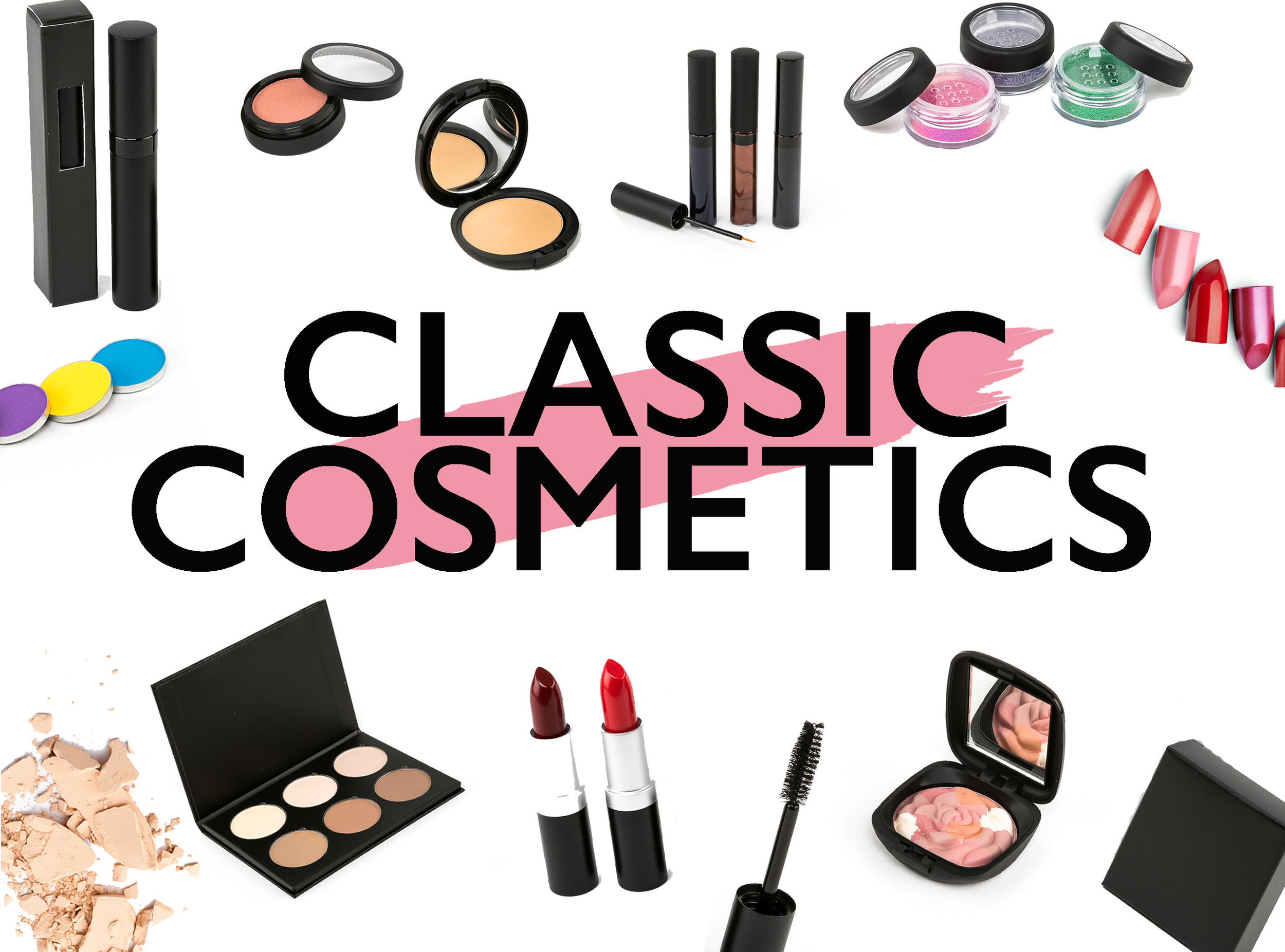 CLICK TO VIEW ALL CLASSIC COSMETICS