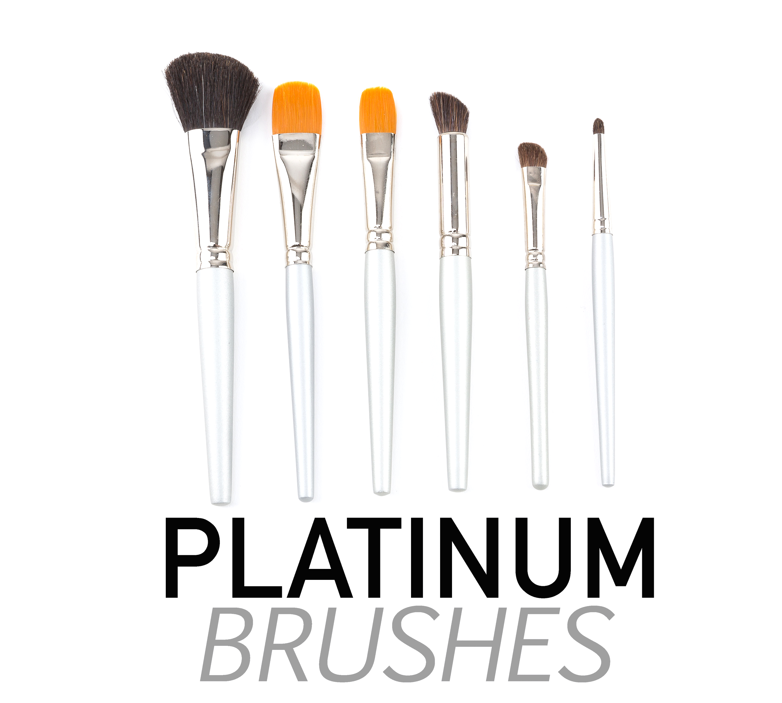 CLICK TO VIEW ALL PLATINUM BRUSHES