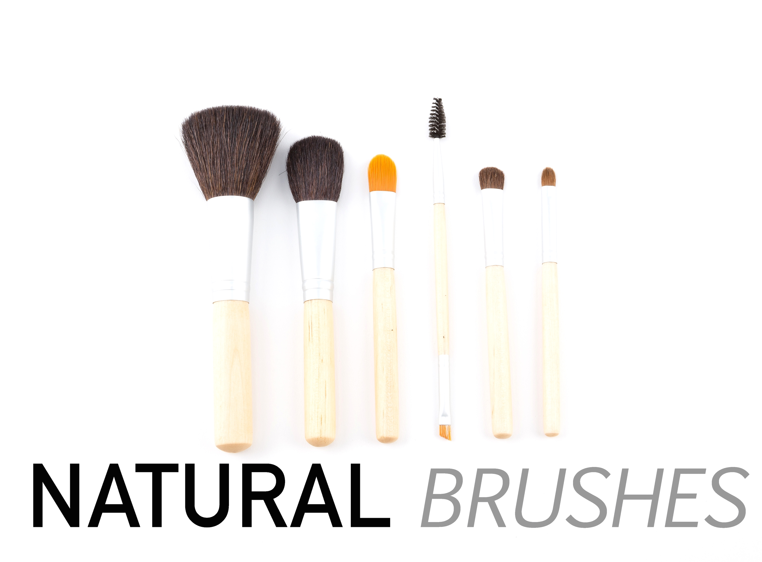 CLICK TO VIEW ALL NATURAL BRUSHES