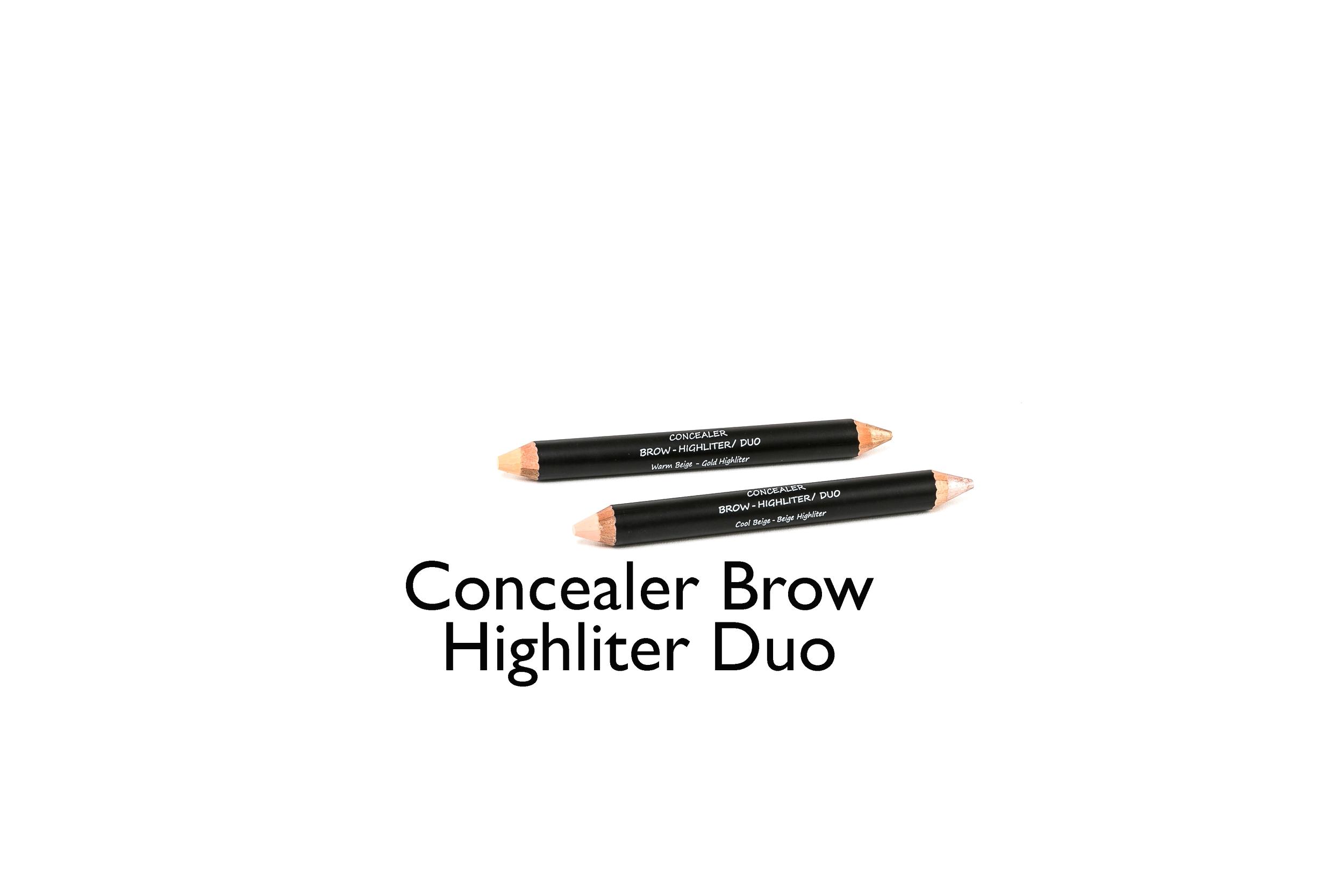 Concealer Brow Highliter Duo