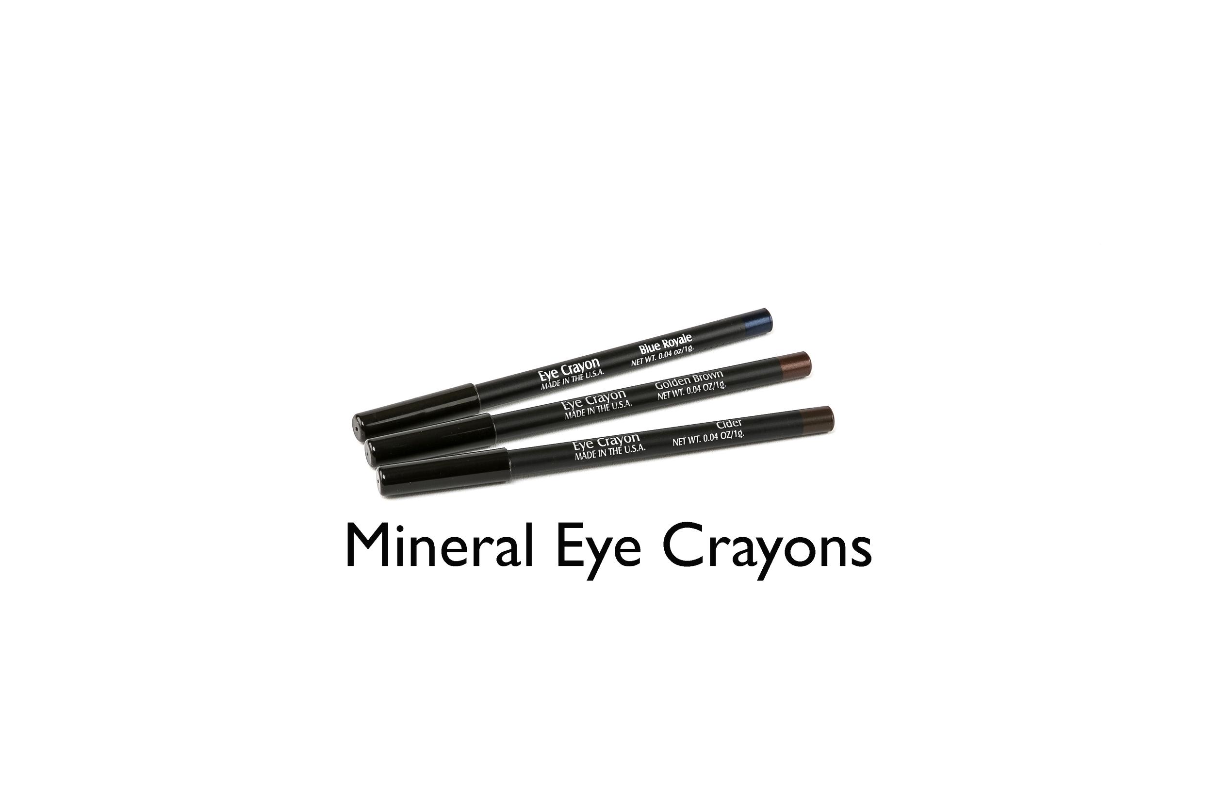 Mineral Eye Crayons