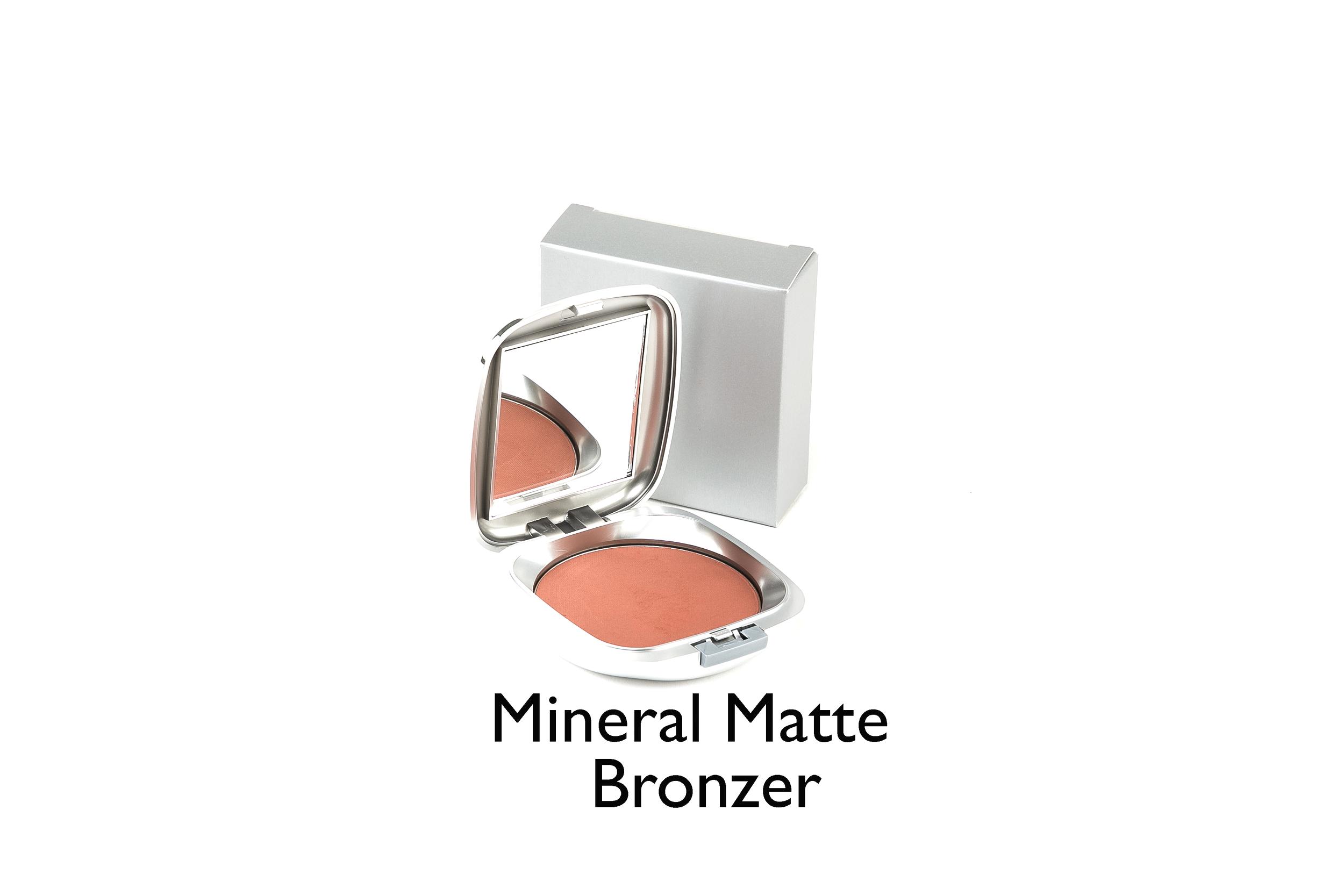 Mineral Matte Bronzer