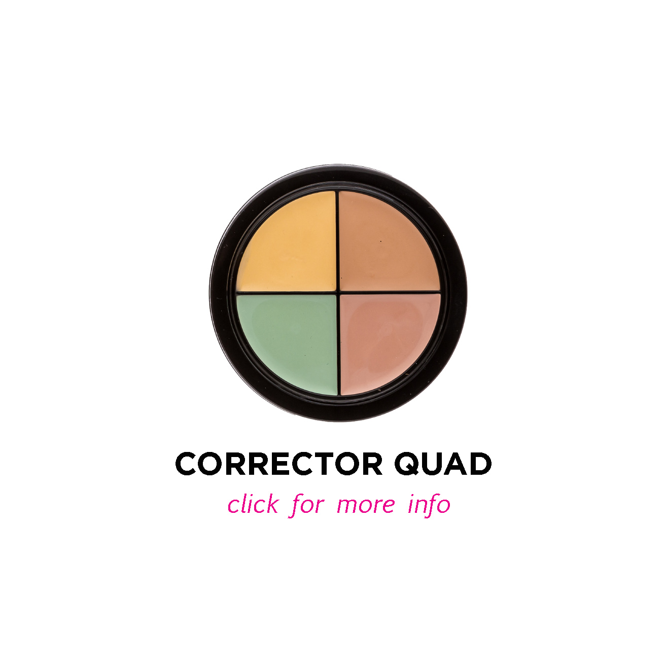Corrector Quad