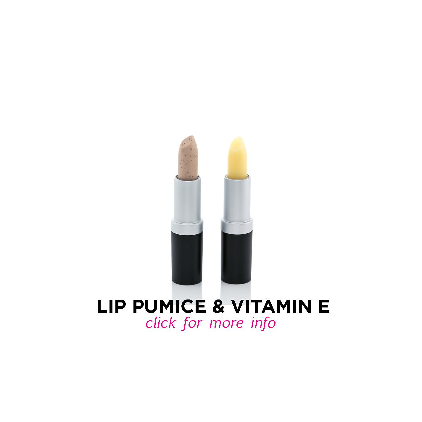 Lip Pumice & Vitamin E