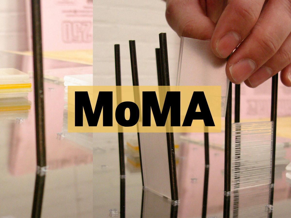 MoMA - ABC's of FlatPak