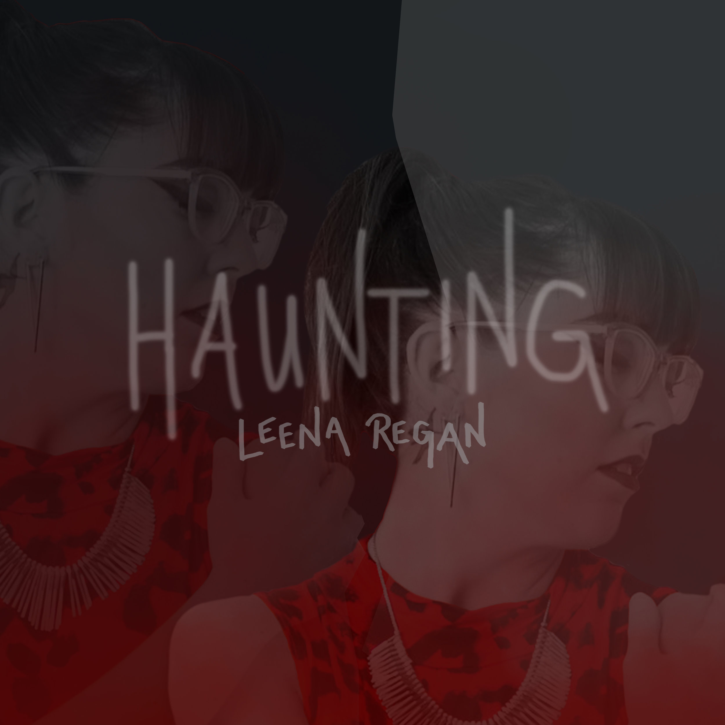 "CLICK THE ABOVE IMAGE FOR DETAILS AND PRESS CONTENT RELATED TO LEENA REGAN'S UPCOMING SINGLE, ""HAUNTING."" FOR INQUIRIES, CONTACT INDIEROCKSTARSPR@GMAIL.COM."