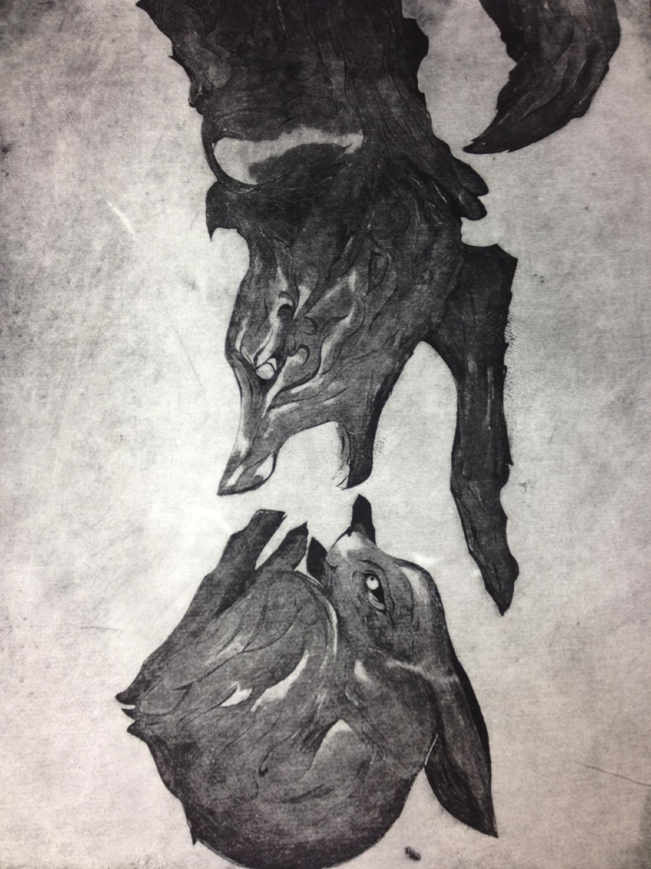 Coyote & Rabbit