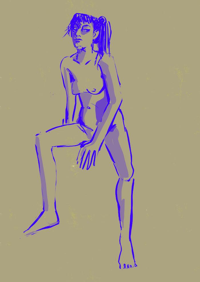 15 minute pose