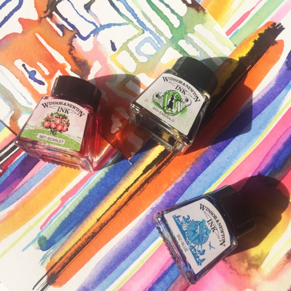 colorful inks from windsor and newton.jpg