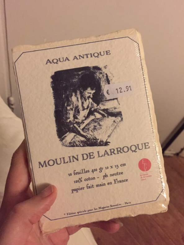 Aqua Antique Moulin De Larroque paper.png
