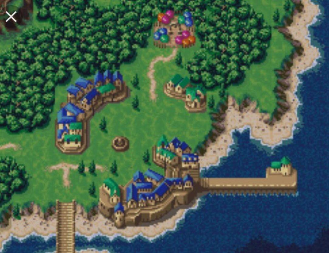Chrono Trigger World Map SNES.JPG