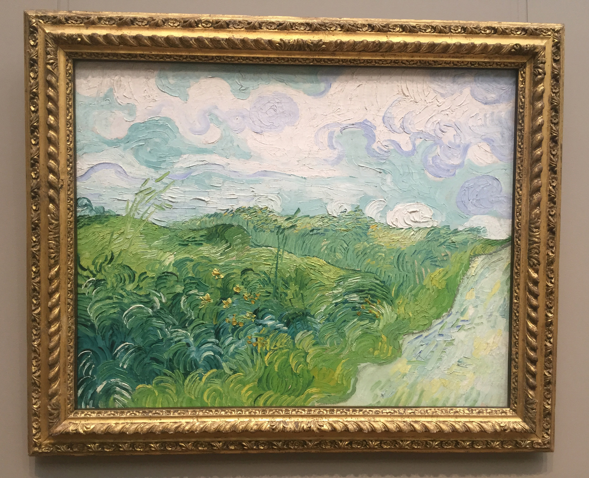van gogh wheat fields grass national gallery.jpg