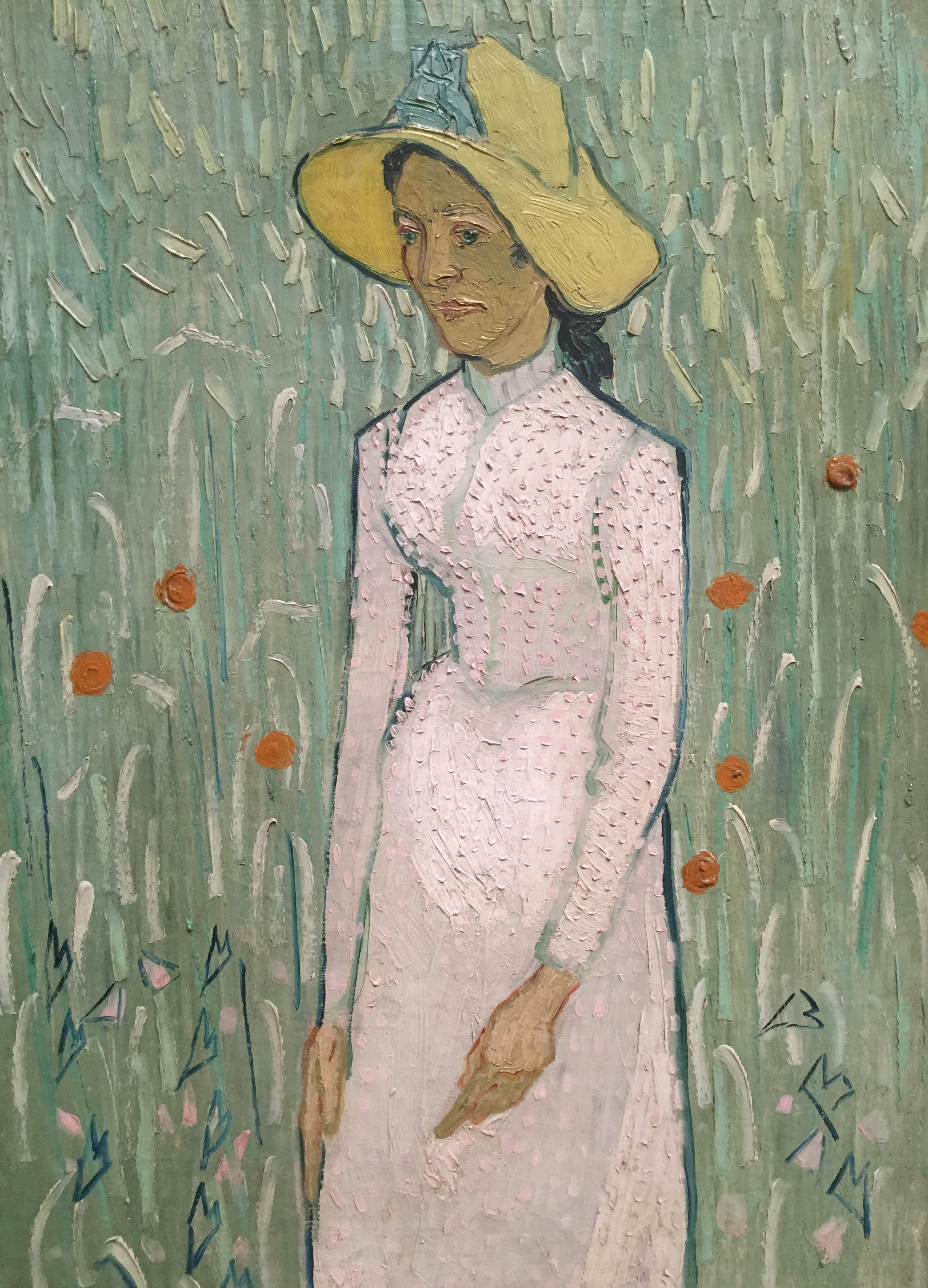van gogh woman in white detail national gallery of art.jpg