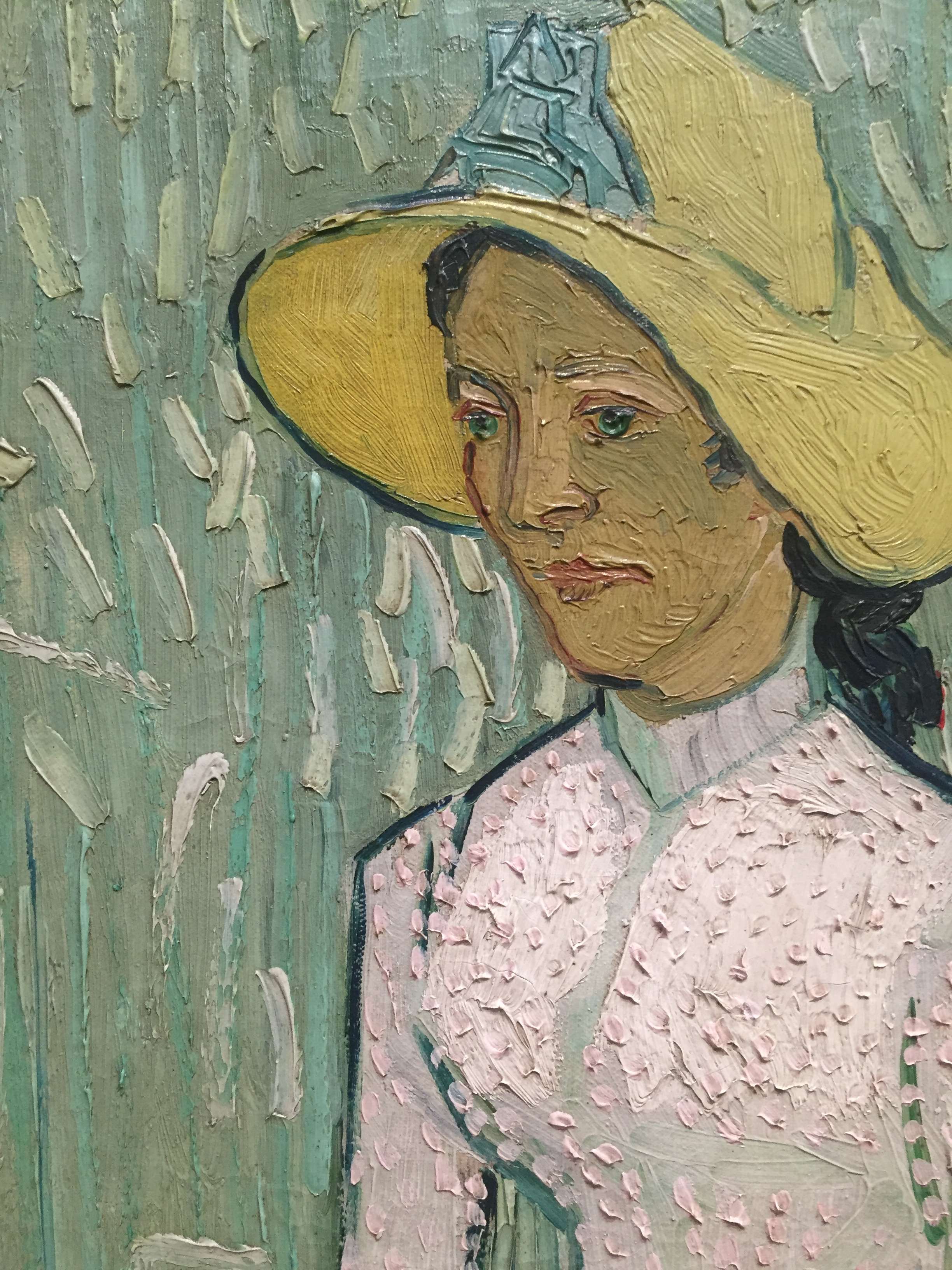 van gogh woman in white face up close.JPG