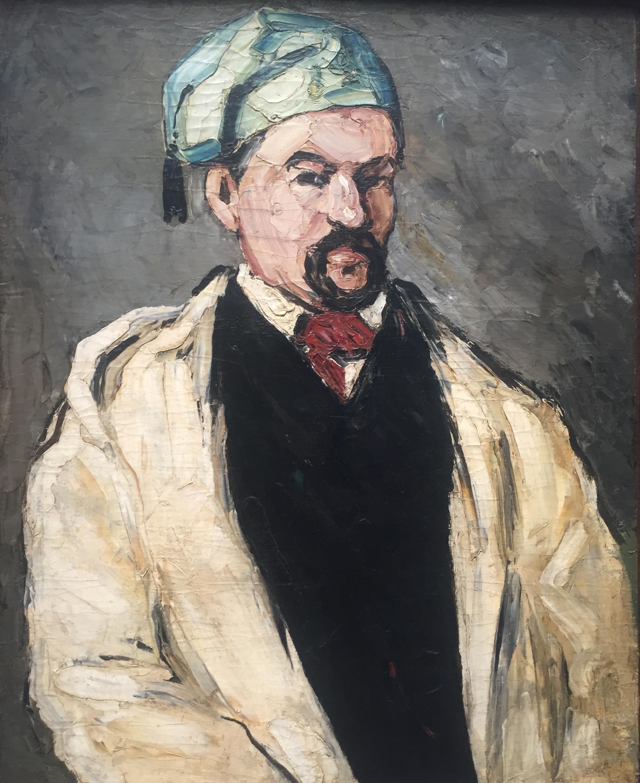 cezanne thick oil painting portrait cezannes uncle washington dc.jpg