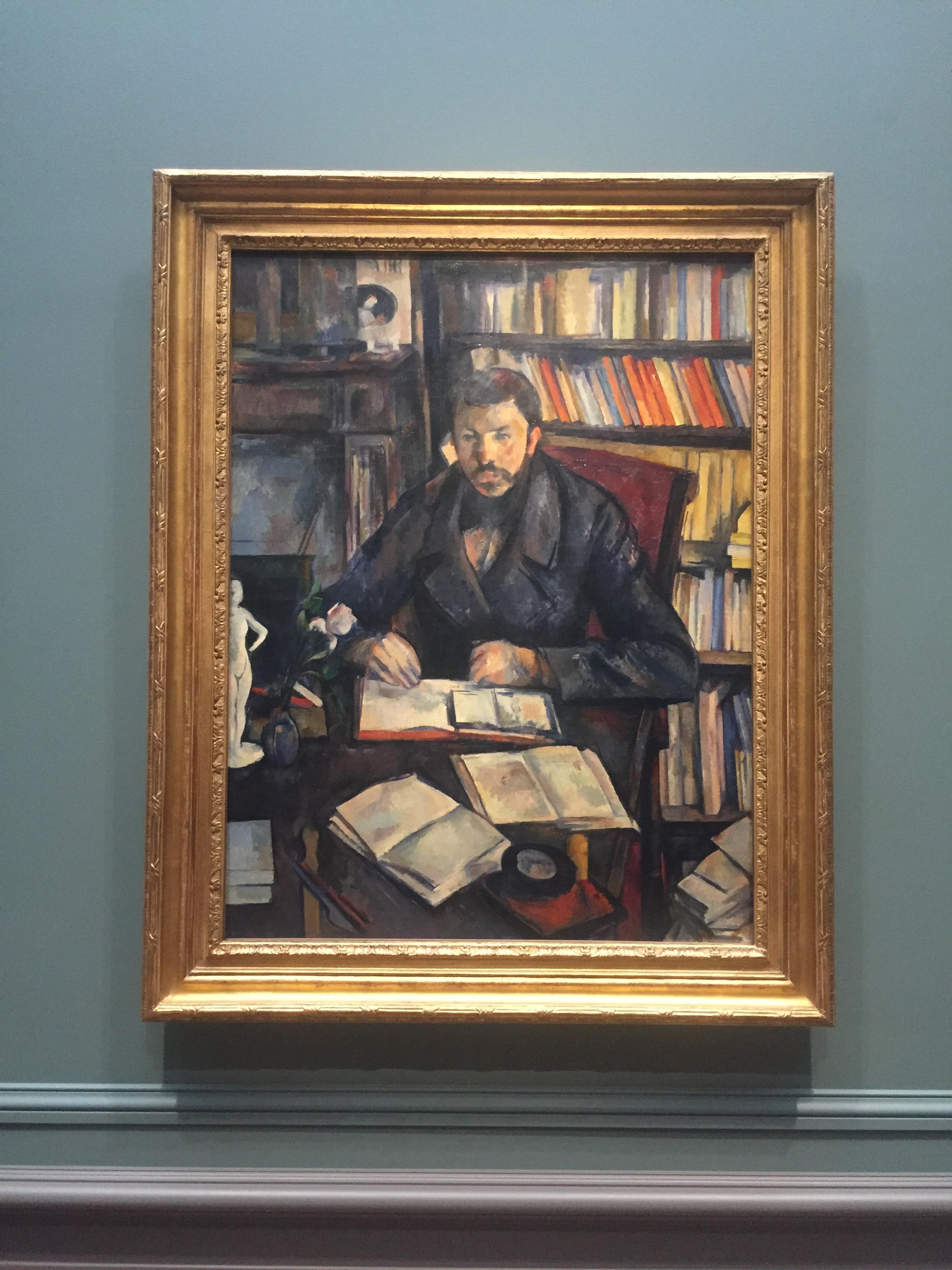cezanne portrait of a man in his study.JPG