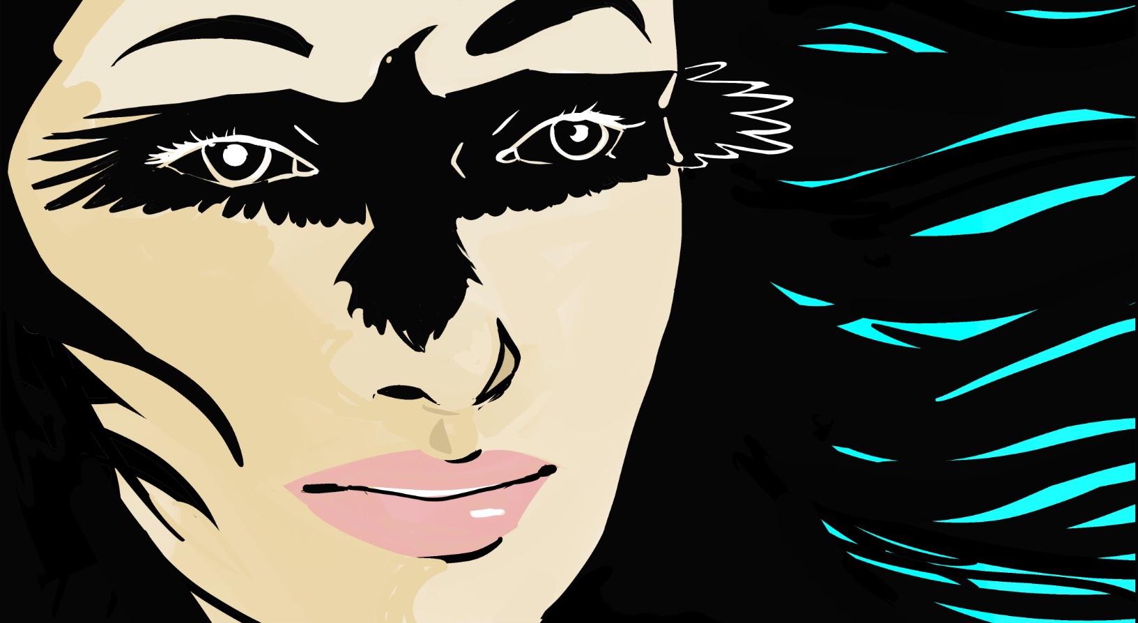 crow magnum comic laurel mchargue becky jewell artist colorado.jpg