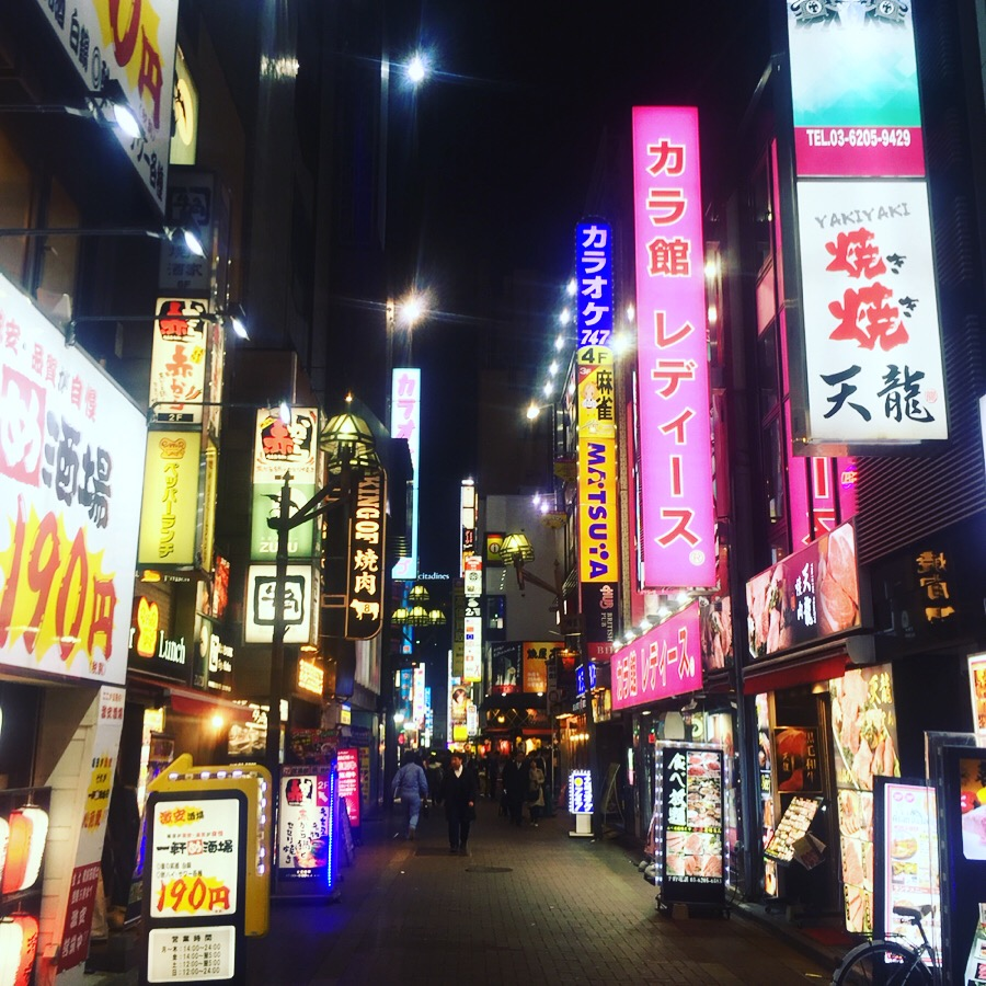 shinjuku at night becky jewell.JPG