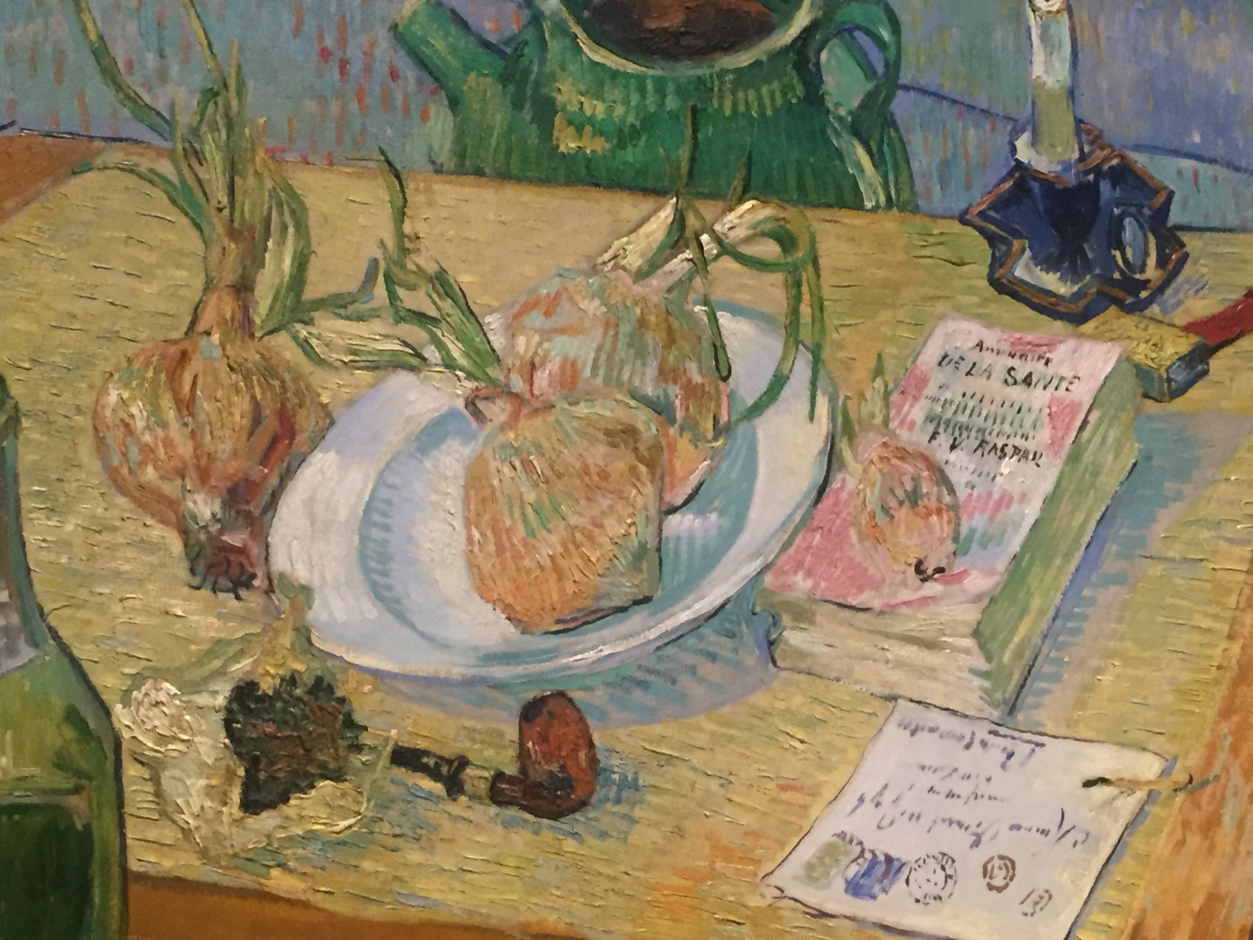 van gogh book letter and onions.JPG