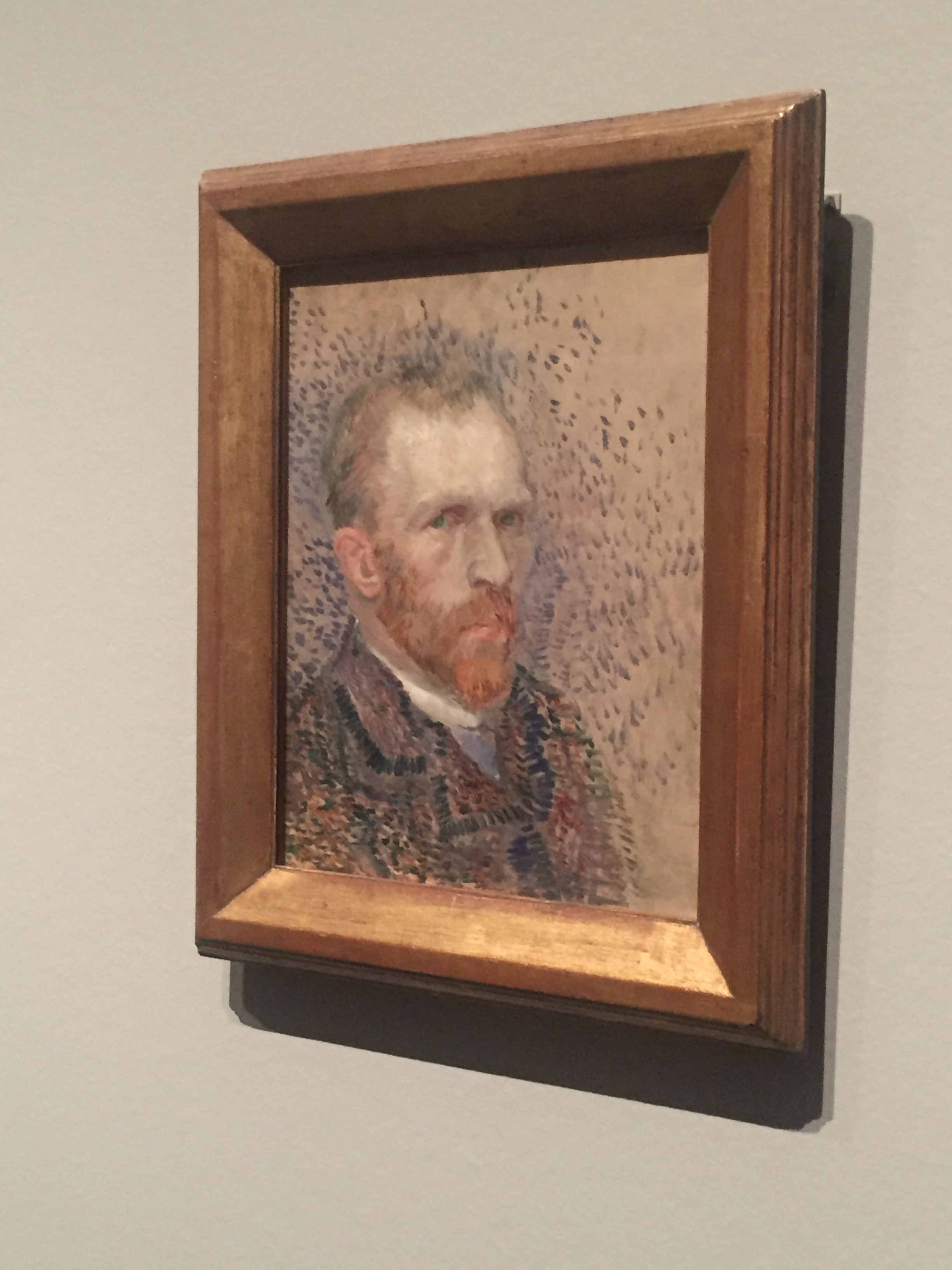 Vincent Van Gogh being real