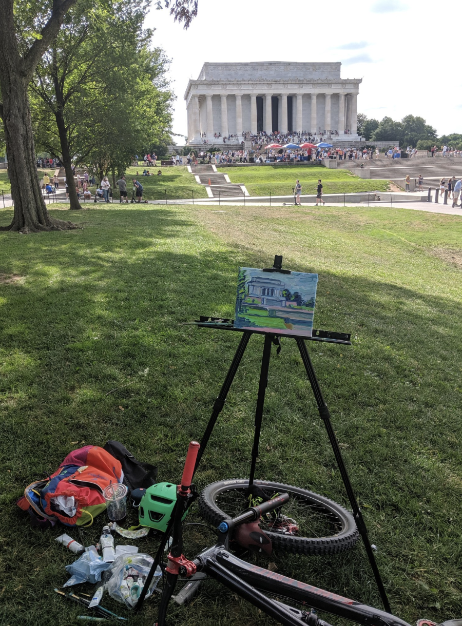 becky jewell plein air lincoln memorial washington dc.png