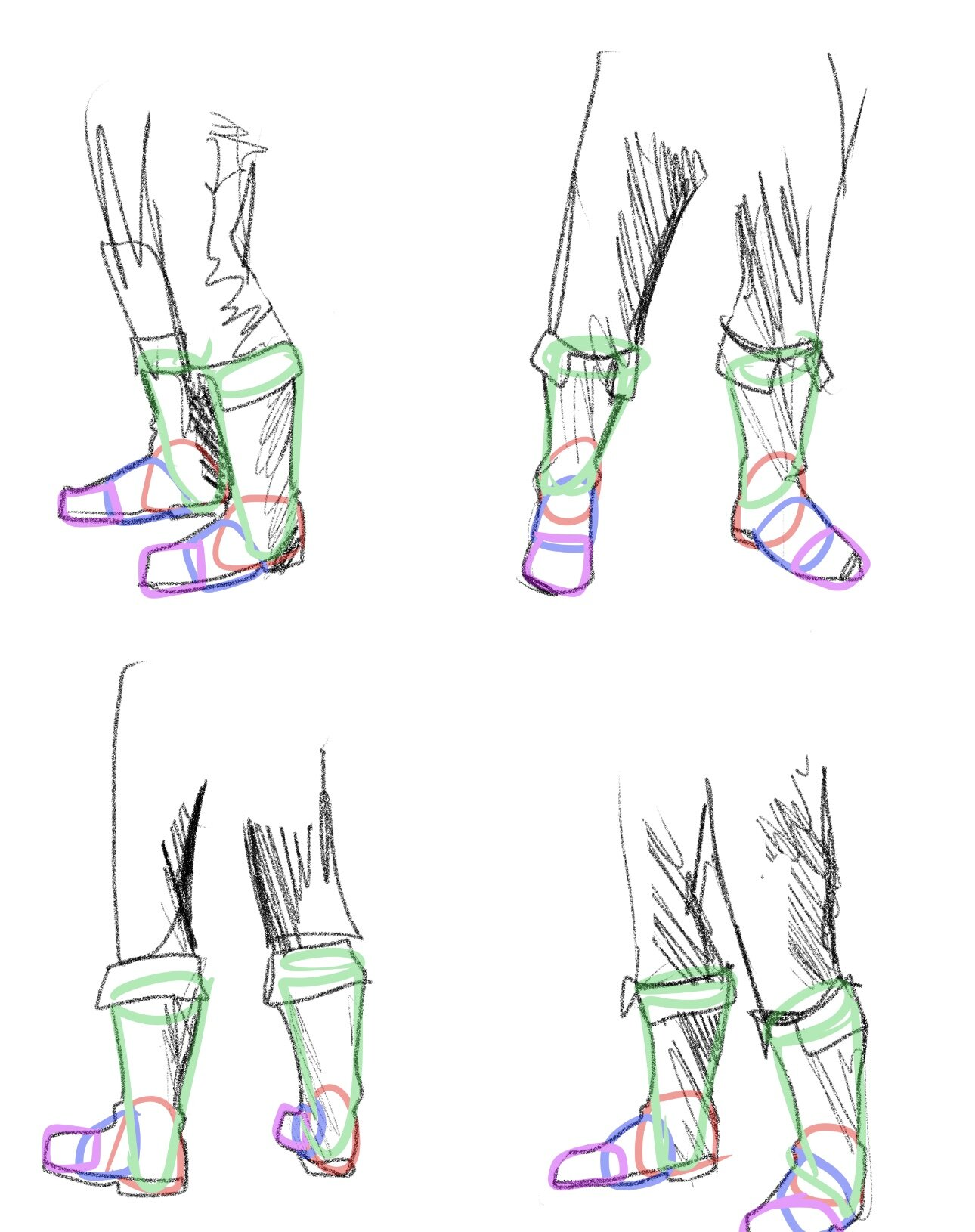 breath of the wild links boots how to draw feet.jpg