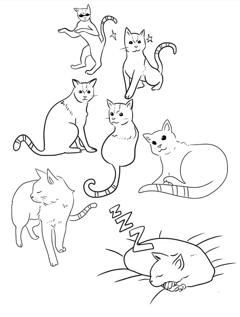 cat drawings becky jewell.png