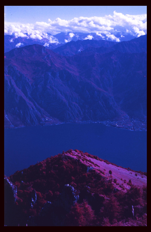 Lake Lugano, Italy