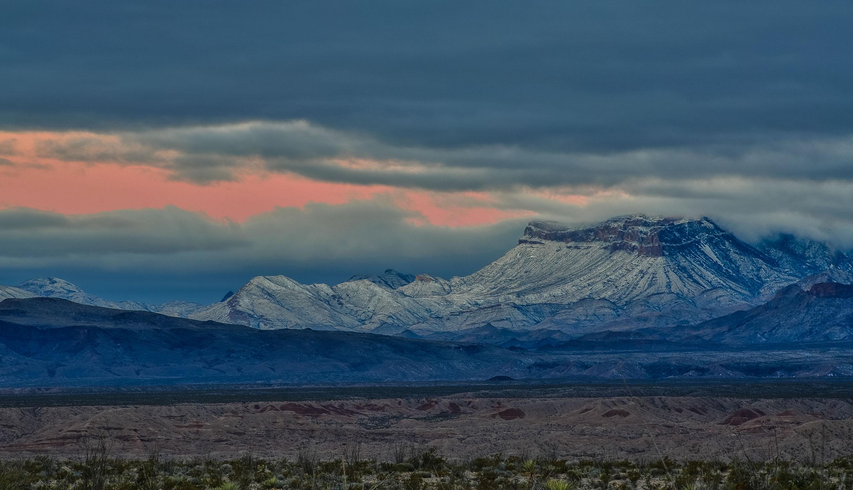 Chisos Mountains, Big Bend National Park, TX