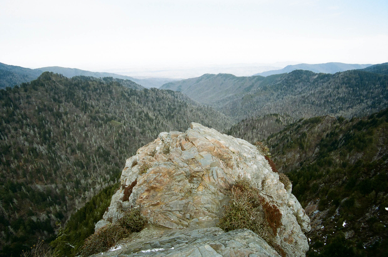 Charlies Bunion, Great Smokey Mountain National Park, TN