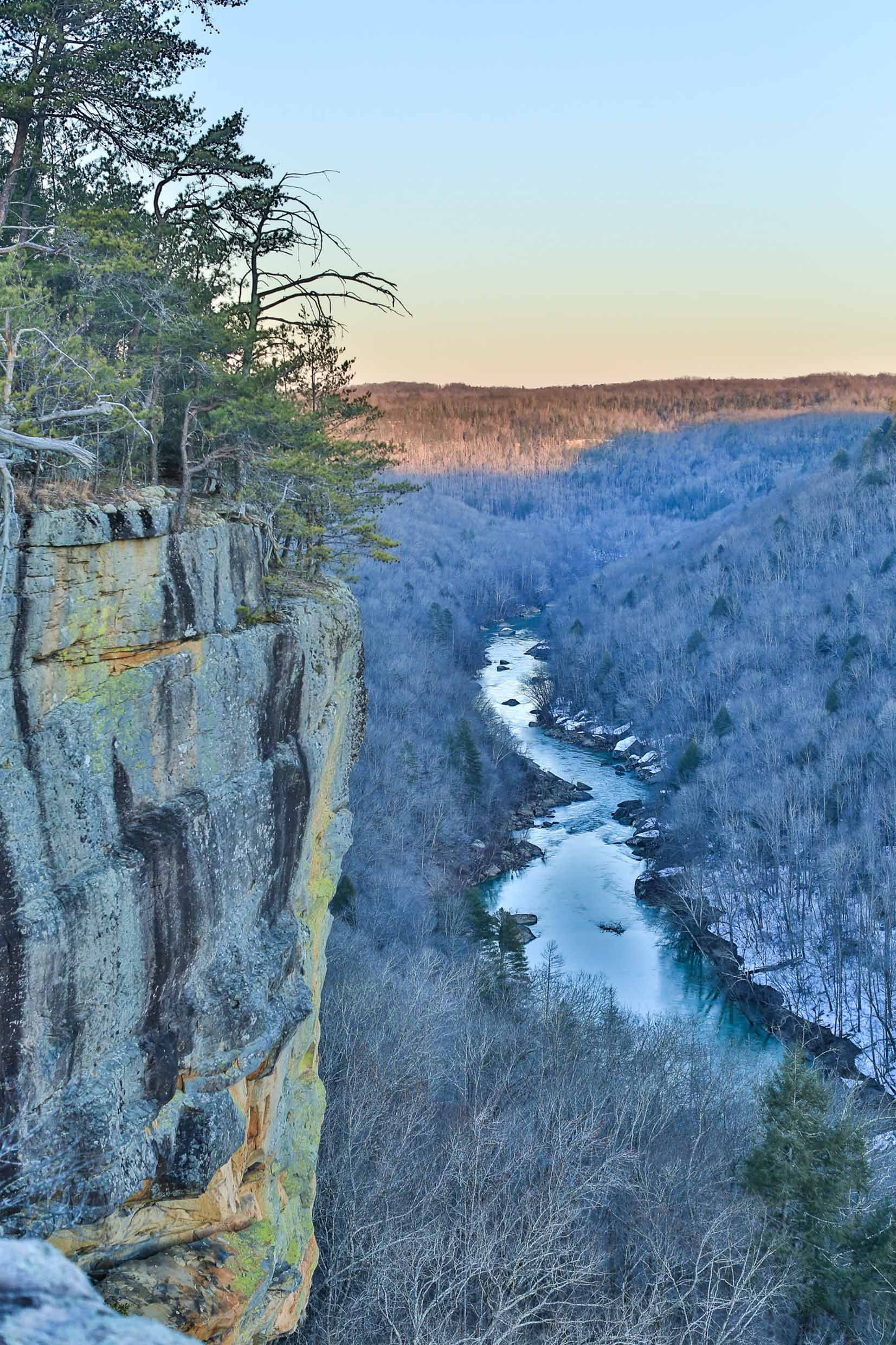 Angel Falls Overlook, Big South Fork National River & Recreation Area, TN