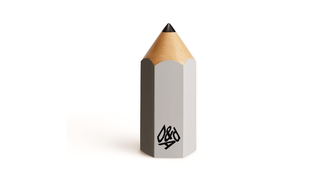 D&AD Graphite Pencil for IR
