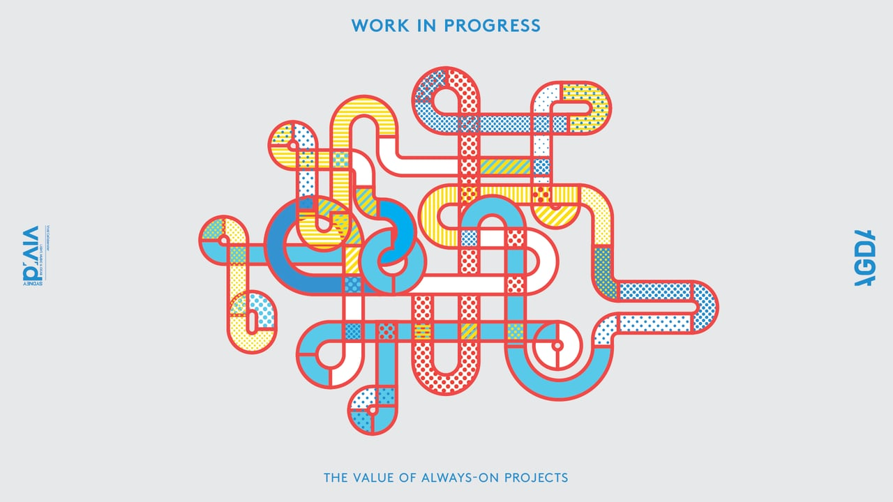 AGDA VIVID Work In Progress event