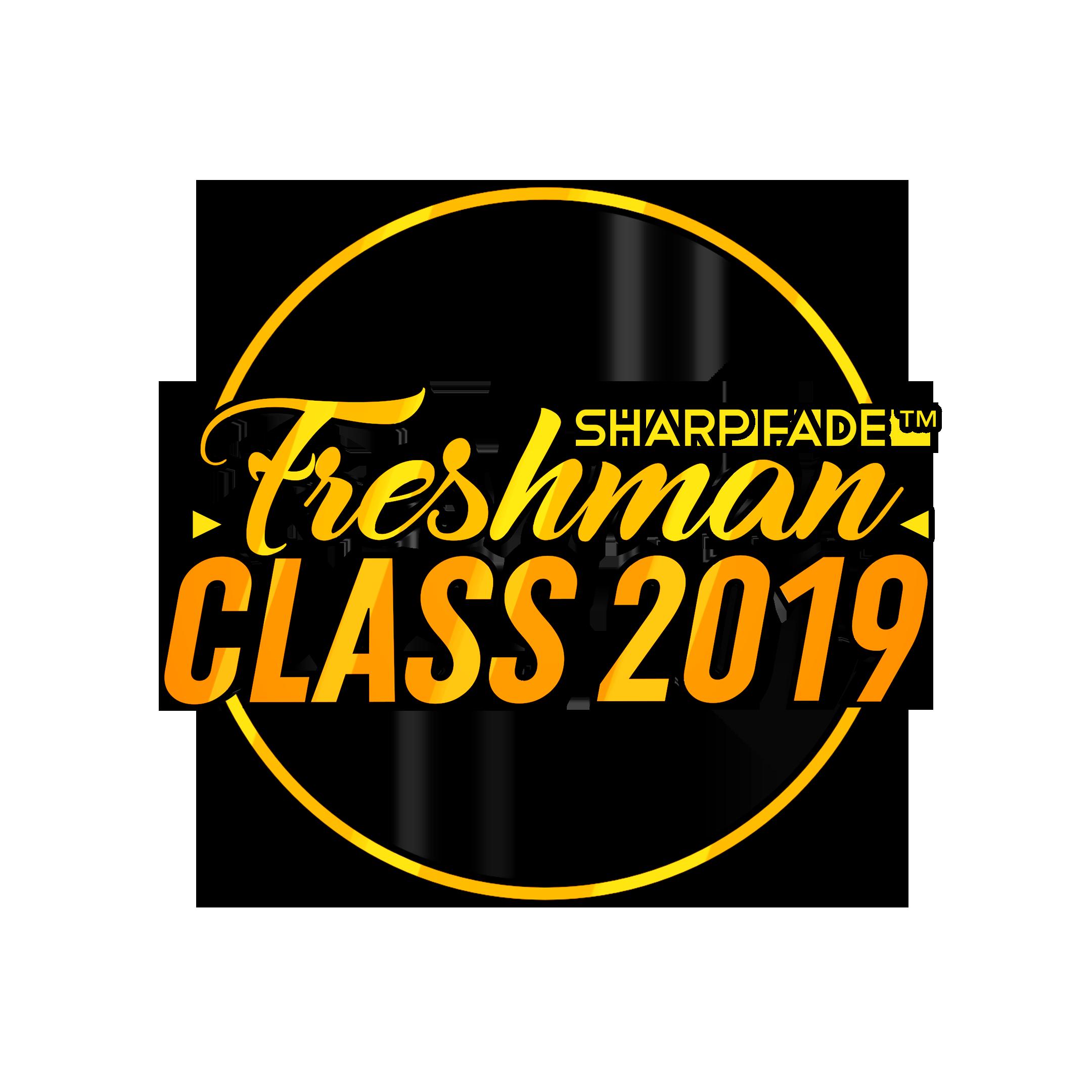 SHARPFADE FRESHMAN CLASS CIRCLE LOGO 2019.PNG