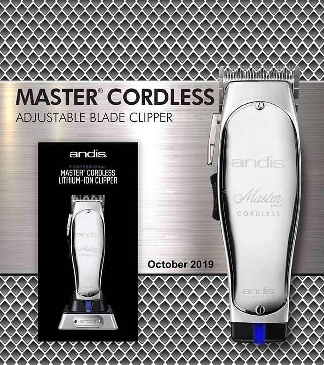 [ @universalbarbersupply ]   Since we teamed up with @universalbarbersupply you can now PRE ORDER the cordless Andis Masters and get free shipping in the US by using ( SharpFade ) as the promo code! Yesterday I had the opportunity to check these out in person and man they feel and work great!  #sharpfade #barbero #barberia #hair #hairstyles #haircuts #hairstylist  #Barber #barbershop #barber #fade #taper #Andis #UniversalBarbers #barbersupply