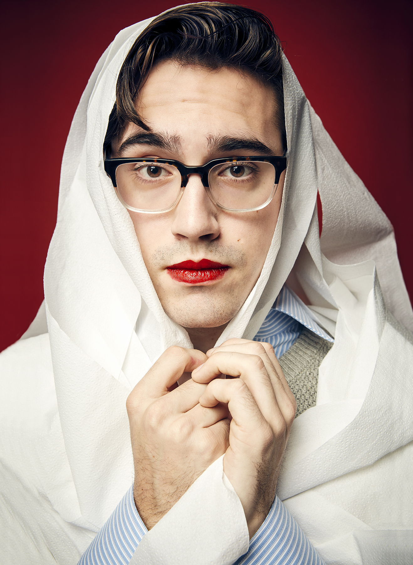 Ryan McCartan for TheWRAP