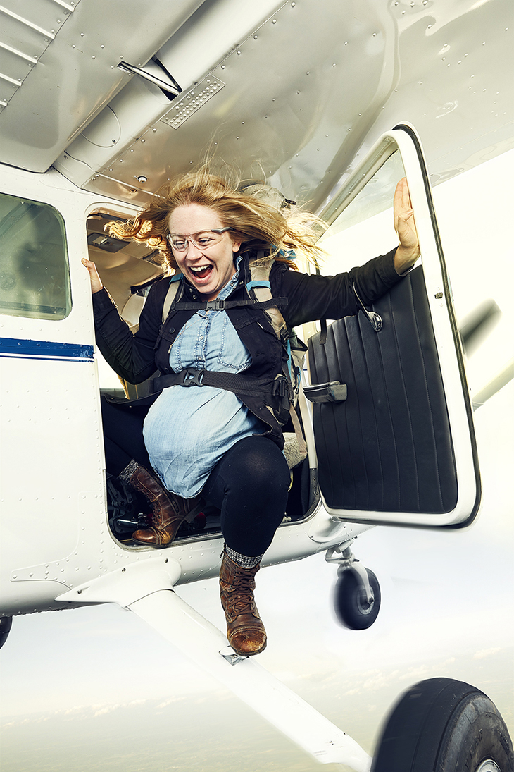 39-Go Skydiving