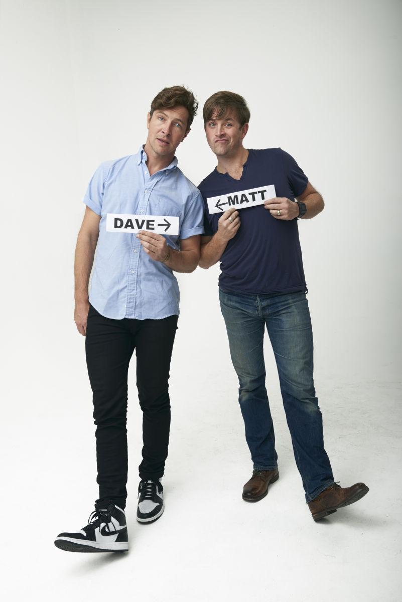 Matt Wertz + Dave Barnes