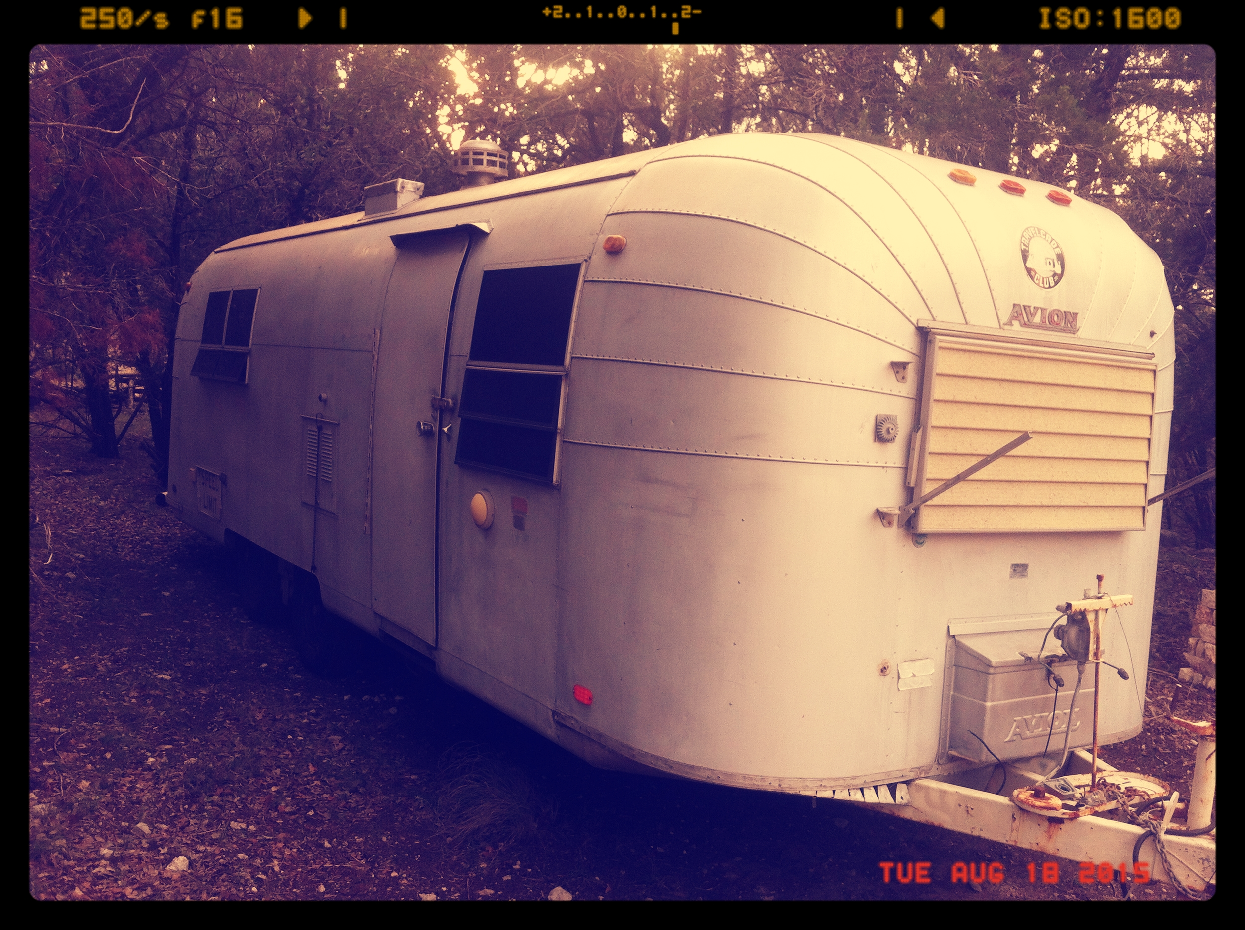 "The long overdue resurrection of the Hindenburg (""Oh, the humanity!"") basecamp build has resumed...  Our mobile offices and quarters for extended field projects and travels should prove interesting.  Or disastrous.     Stay tuned for updates and the continued clean out and resurrection."