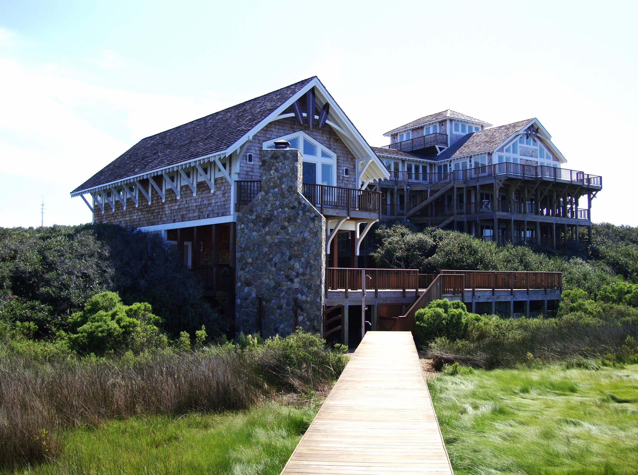 Croatan Ridge, Buxton, The Outer Banks of North Carolina