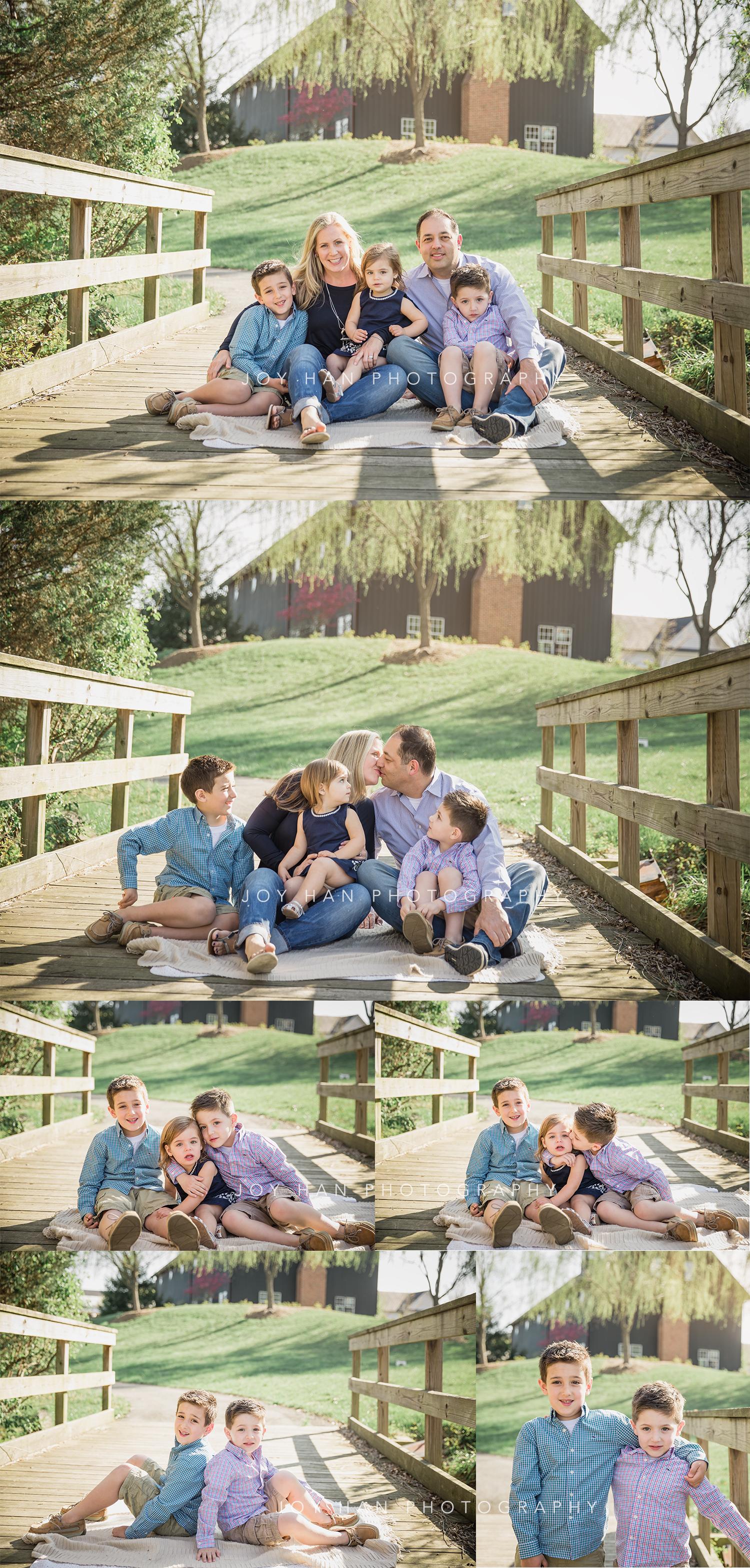 family photographer in aldie va