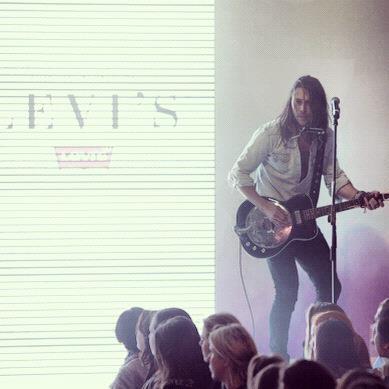 Tim Wheatley - Levi's
