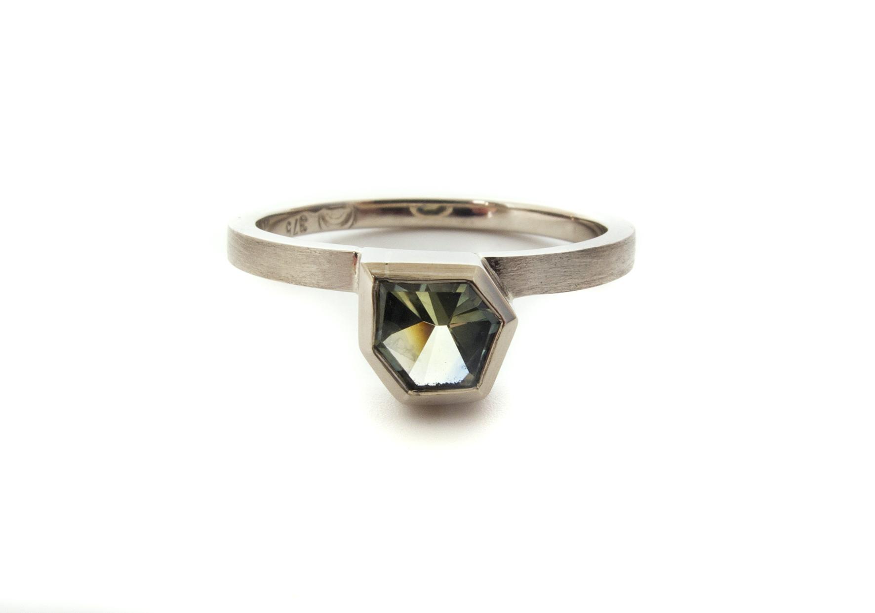 hexagon parti sapphire ring.jpg