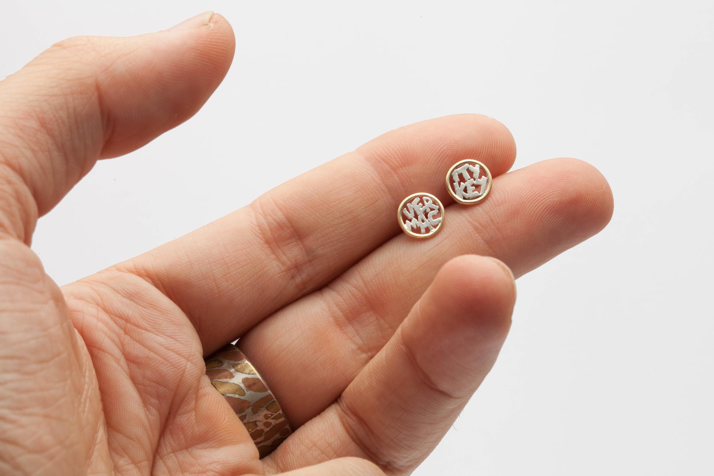 Verity's Earrings
