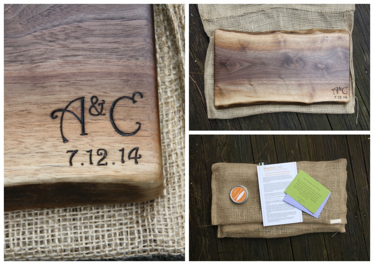 Black Walnut Gift Set -587
