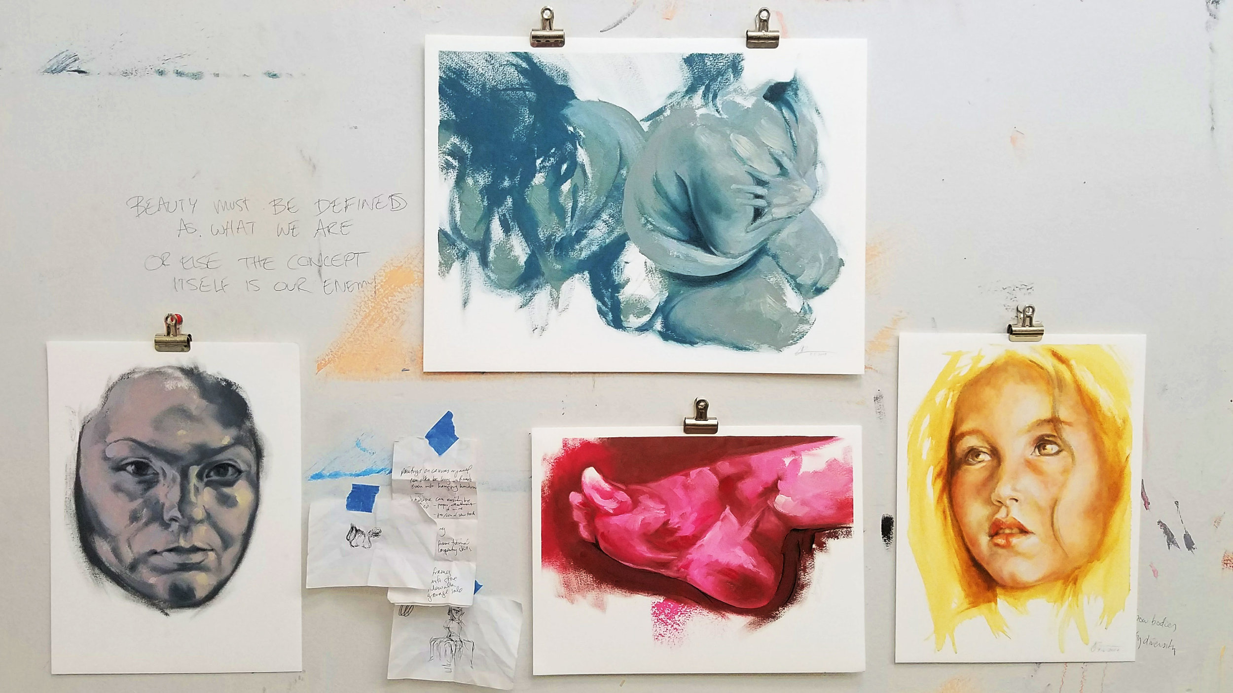 Small Originals - Start your art collection