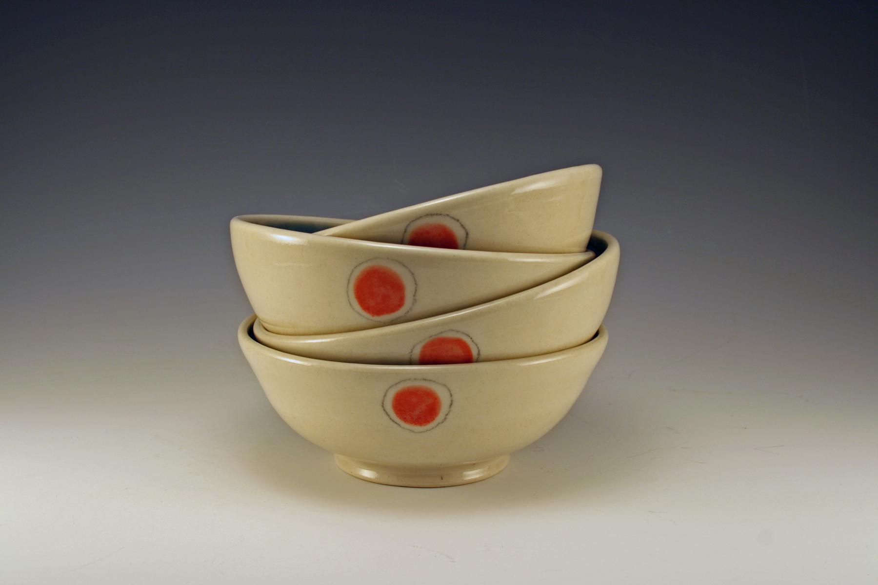 Mod chowder bowls