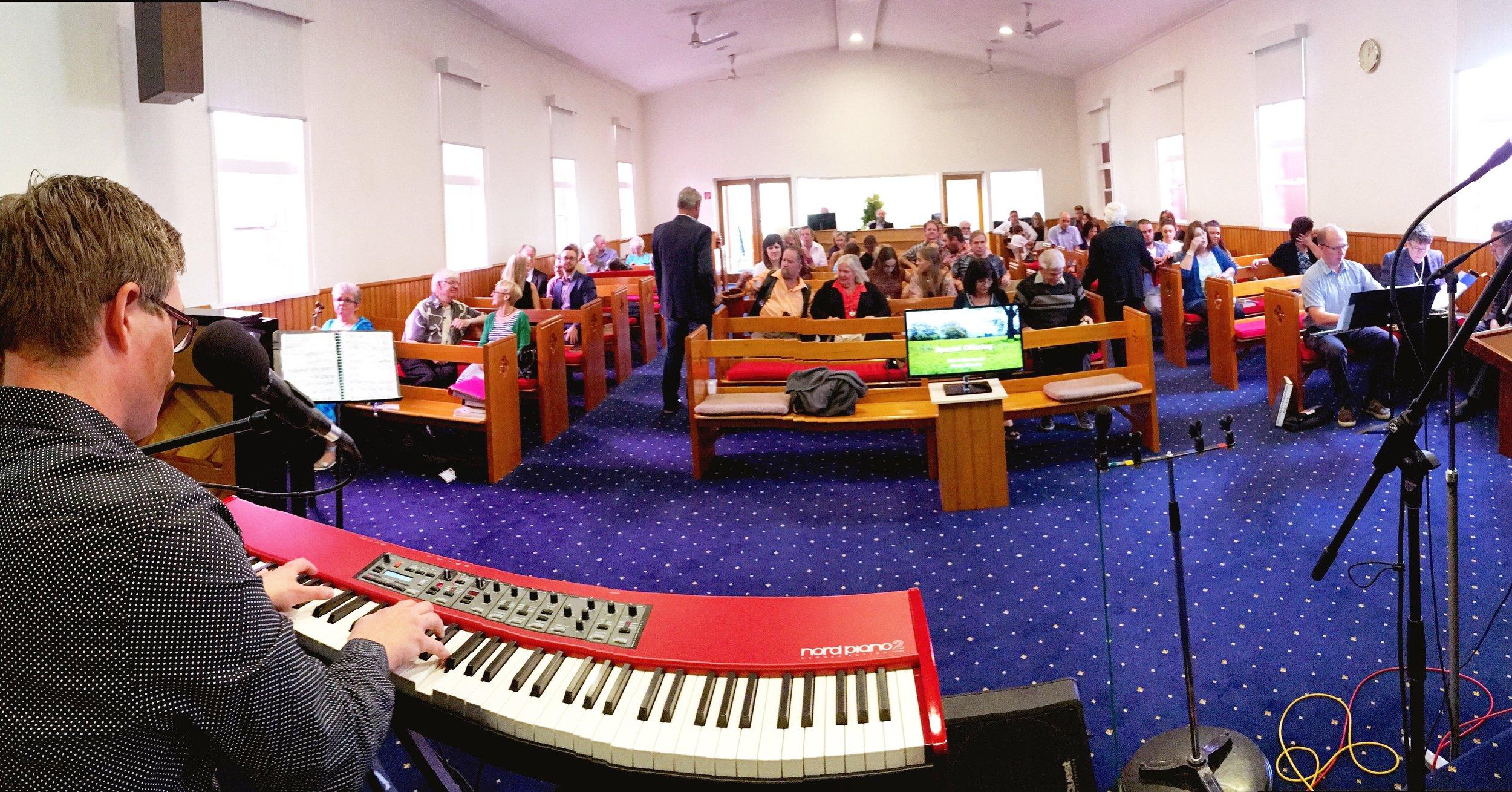 Glen Huntly SDA Church