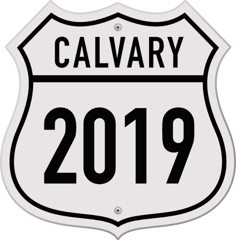 Calvary 2019 Road Sign.png